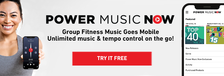 Power Music | #1 Source of Workout Music for Fitness Pros